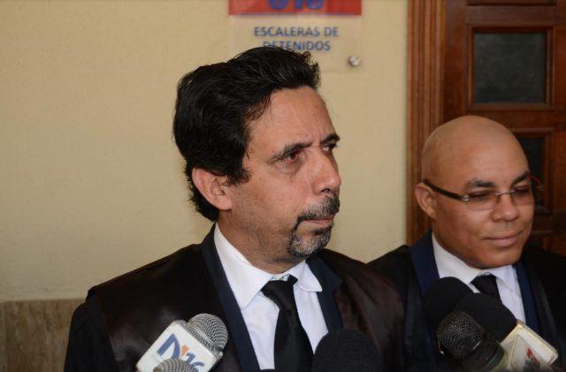 Peralta demandó a Faña por difamación e injuria