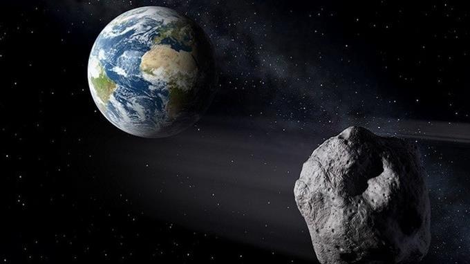 Un pequeño asteroide pasará este viernes próximo a la Tierra