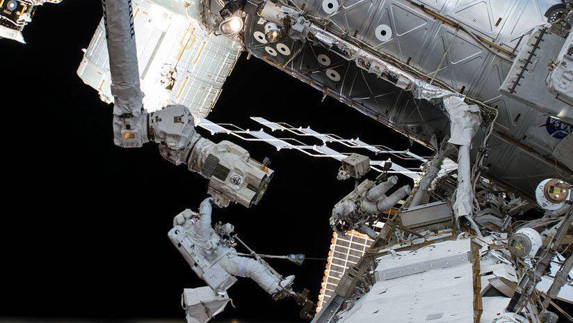 La NASA revela algo extremadamente extraño que pasa con el cuerpo humano en el espacio
