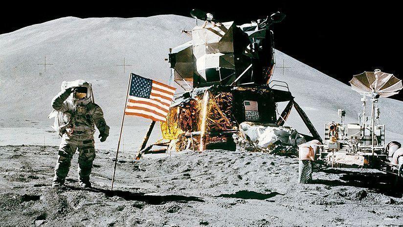 ¿Estuvieron los estadounidenses en la Luna? Los chinos encuentran la prueba definitiva