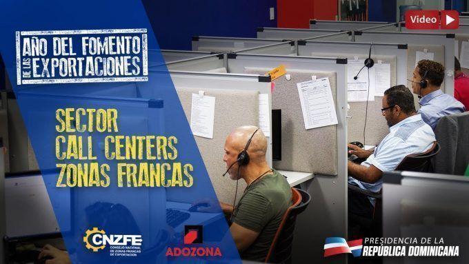 Call Centers, Zonas Francas