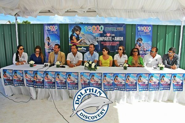 """Dolphin Discovery anuncia la 6ª edición de su proyecto """"10,000 SONRISAS"""