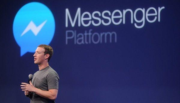 Facebook escanea las conversaciones privadas de Messenger