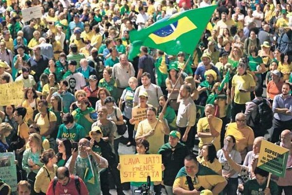 Supremo decide hoy el futuro de Lula da Silva