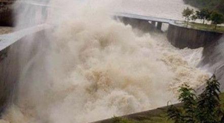 Las lluvias produjeron deslizamiento que obstruyó el tramo carretero que va a la Sección de Calderón,incomunicando varias comunidades