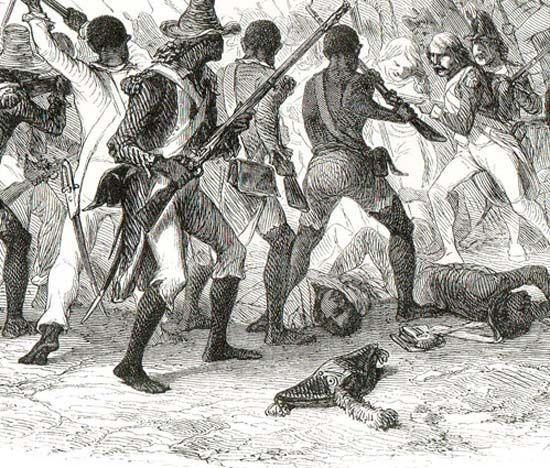 Haitianos cometen matanza en Moca