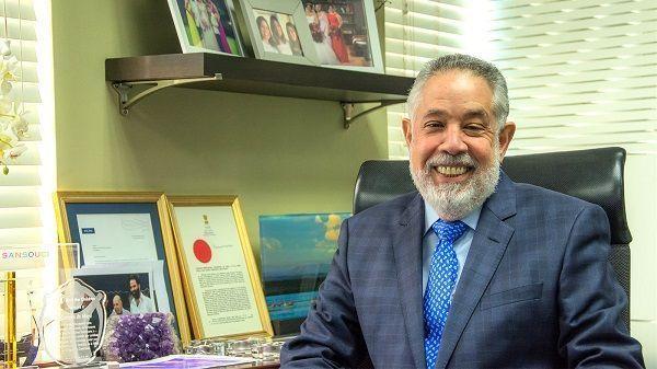 "Campos de Moya, presidente AIRD: ""República Dominicana se puede convertir en punto intermediario manufactura china hacia mercado de América"""