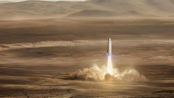 Sexo en Marte podría dar lugar a «un nuevo tipo de especie humana»