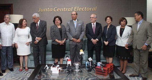 JCE convocará a los partidos para hacer reglamento