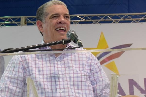 Amarante Baret promete ser un presidente accesible a productores