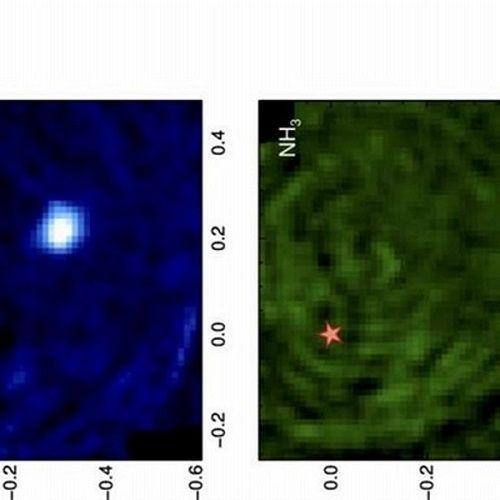 Cazar moléculas para encontrar nuevos planetas