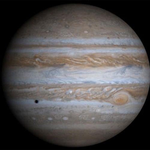 Descubren doce lunas de Júpiter, una de ellas con una órbita atípica