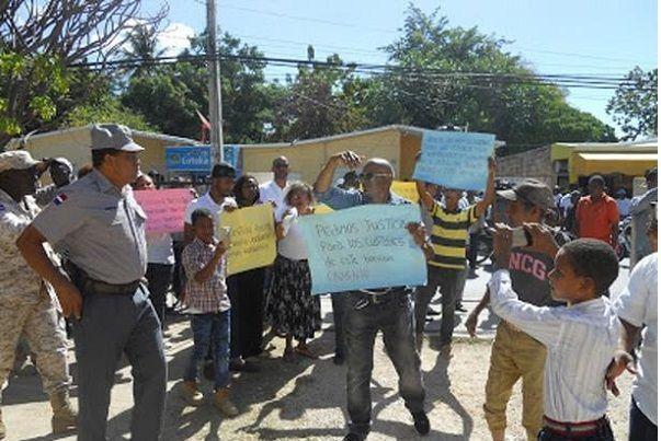 Apresan haitianos asesinaron pareja de esposos en Pedernales