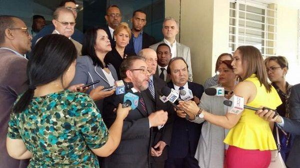 Opositores impugnan Ley de Partidos en TC