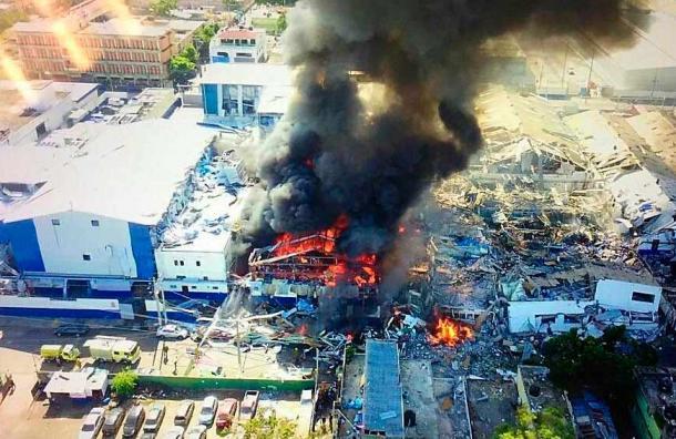 Confirman veracidad audio de discusión entre empresarios por explosión Polyplas