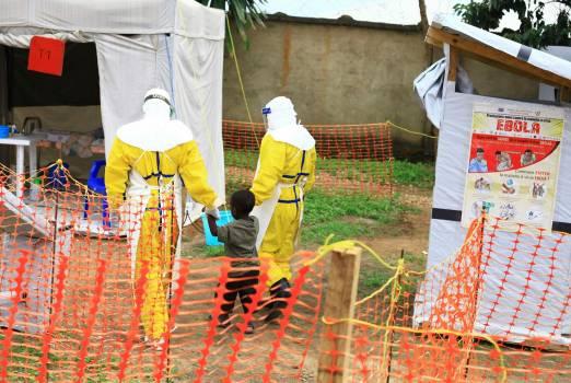 Brote de ébola en Congo es el 2do más grande en la historia