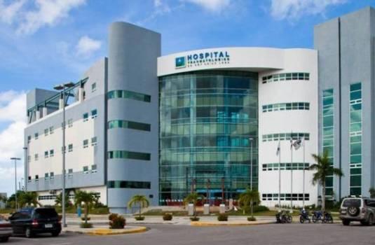 Ney Arias Lora dará de alta a tres pacientes afectados por la explosión
