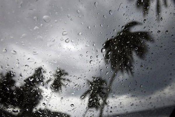 Sistema frontal y vaguada producen lluvias en diferentes localidades del país
