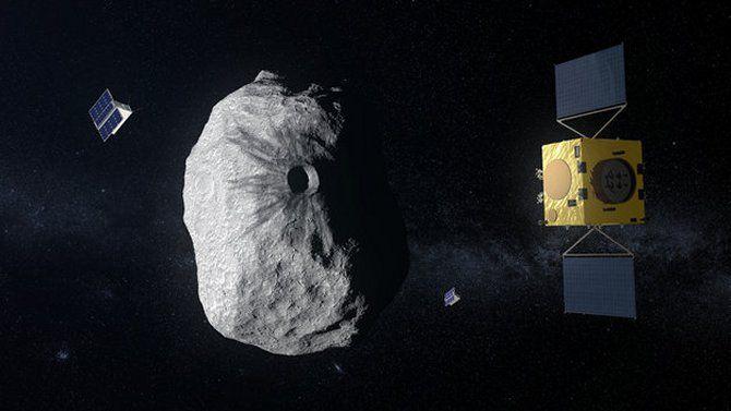 Dos CubeSat se unen a la misión Hera