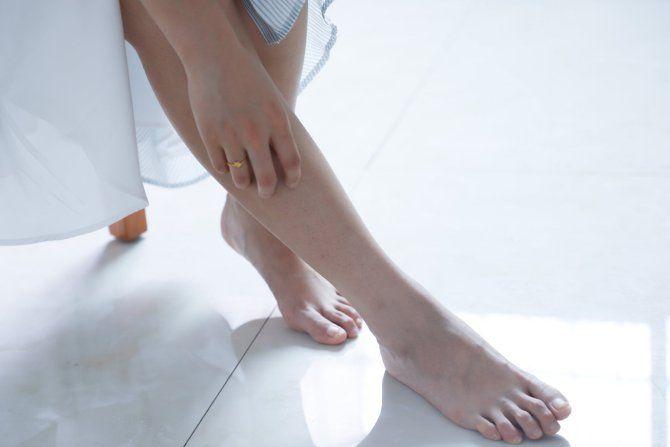 ¿Cómo saber que padece fascitis en los pies?