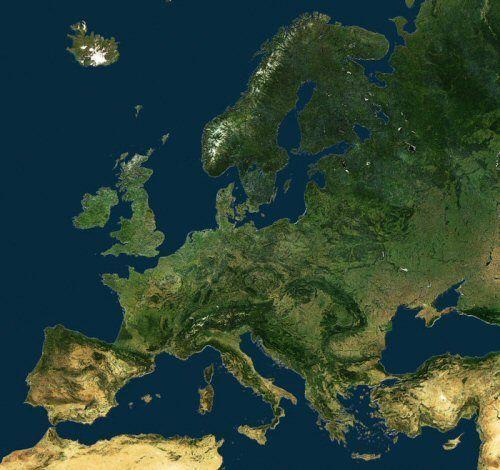 El interés de la población europea por las actividades espaciales