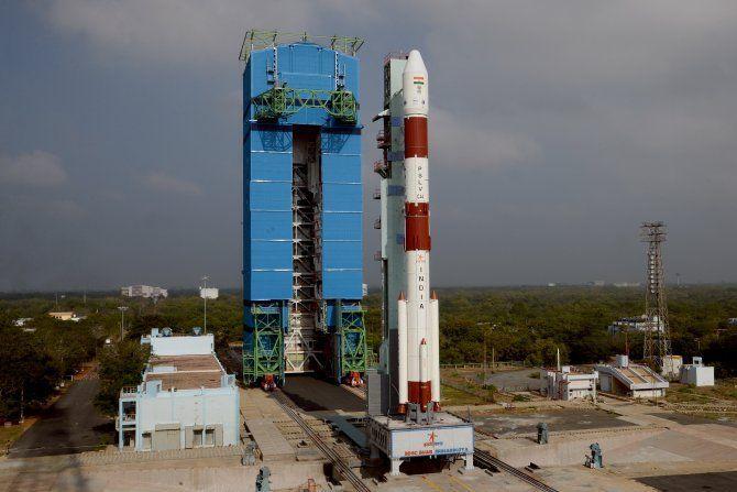 Lanzado el satélite Microsat-R desde la India