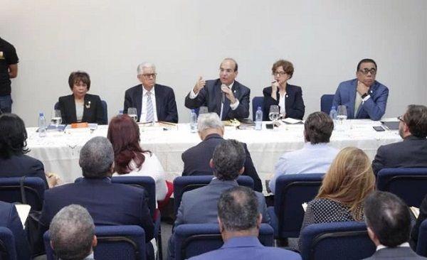 JCE reúne a partidos políticos para organización de primarias