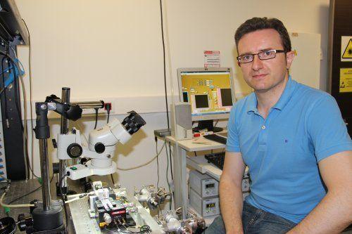Chips nanofotónicos para monitorizar la actividad solar