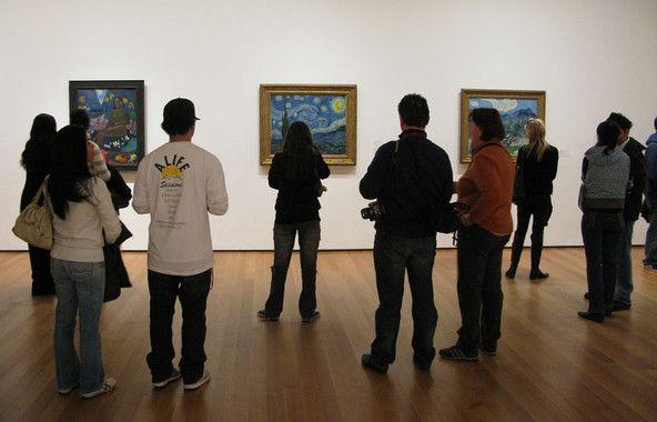 Los artistas varones y blancos copan los principales museos de EE UU