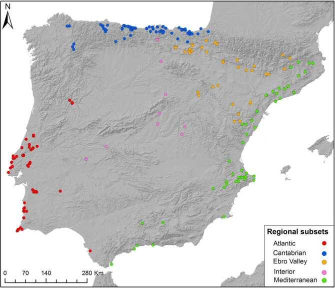 Así evolucionó la población de las últimas sociedades cazadoras y recolectoras de la península Ibérica