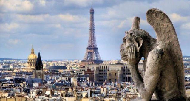Incendio en Notre Dame: los secretos que esconden las monstruosas gárgolas de la catedral más icónica de Europa