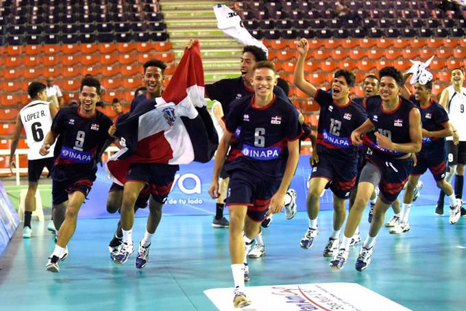 Dominicana clasifica al Mundial Sub 19