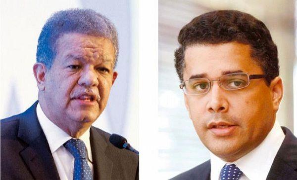 Leonel y Collado siguen al frente en el PLD y el PRM