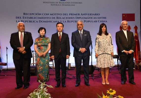 Dicen intercambio entre RD y China fue por US$2,692 millones en el año 2018