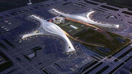 Beijing está construyendo cientos de aeropuertos mientras millones de chinos se van al cielo
