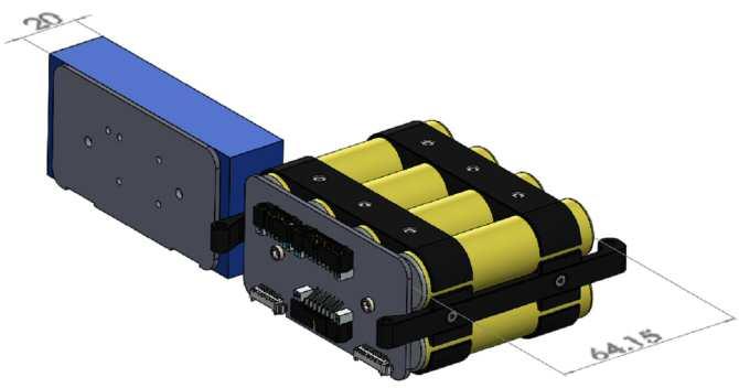 Baterías más eficientes y fiables para su utilización en el espacio