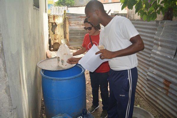 Provincial de Salud de San Cristóbal inicia hoy operativos eliminación de vectores de virus mosquitos