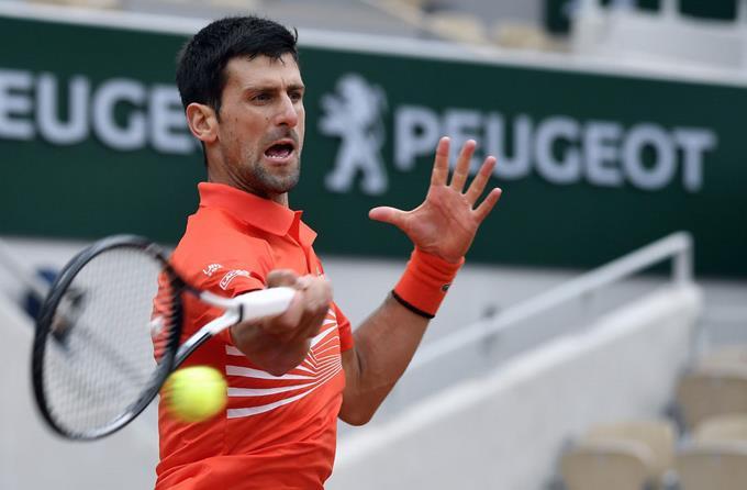 Novak Djokovic a los cuartos de final