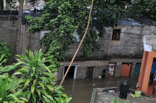 La temporada ciclónica encuentra mas de un millón de viviendas en lugares de riesgo