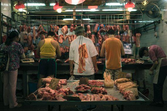 La carne cruda puede contener bacterias asociadas a infecciones hospitalarias