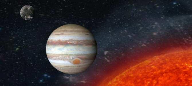 Predicen la existencia de planetas que antes fueron lunas