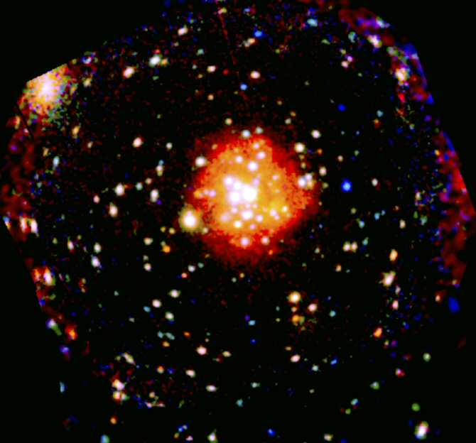 Remanentes estelares en rayos X