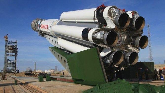 Lanzado el satélite Kosmos-2539