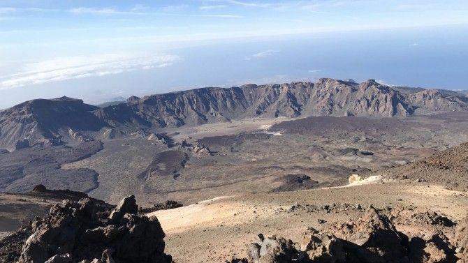 El origen de la caldera de Las Cañadas desde una nueva perspectiva