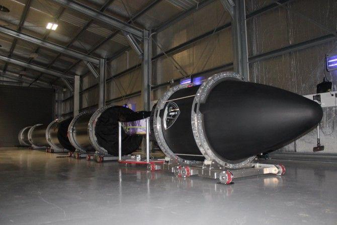 Lanzados cuatro satélites desde Nueva Zelanda