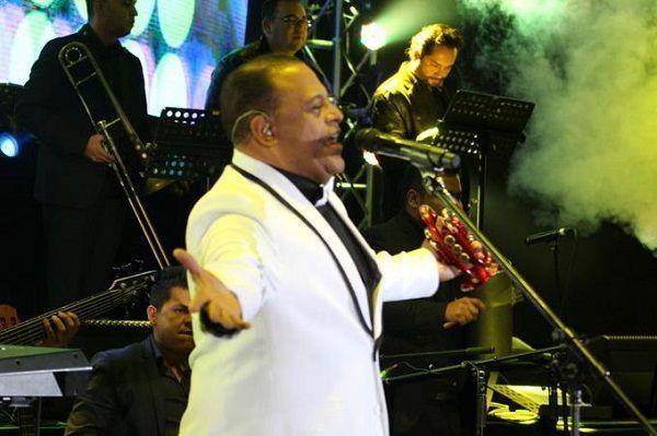 Wilfrido Vargas Vargas retumba en festival Tendencias y Música