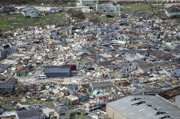 Redoblan esfuerzos de rescate en Bahamas