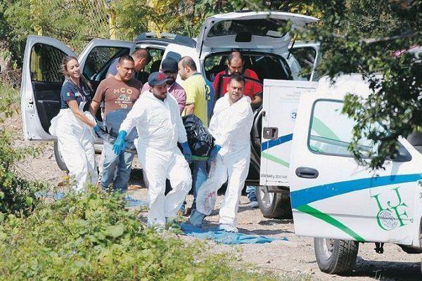 Encuentran otros 7 cadáveres baleados en México