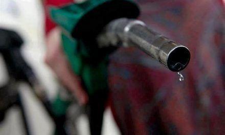 Anuncian incremento de precios de gasolina y gasoil