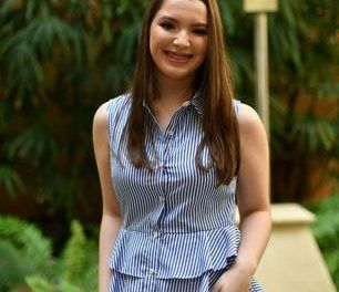 María Consuelo Lomba de Moya, un rostro dominicano en el Instituto Global de la Juventud 2020